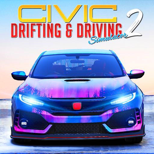 Drifting and Driving Simulator: Honda Civic Game 2