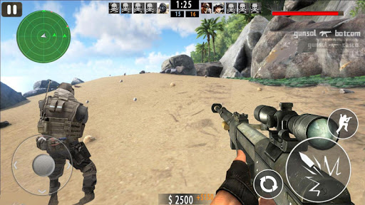 Mountain Sniper Shoot 1.4 Screenshots 22