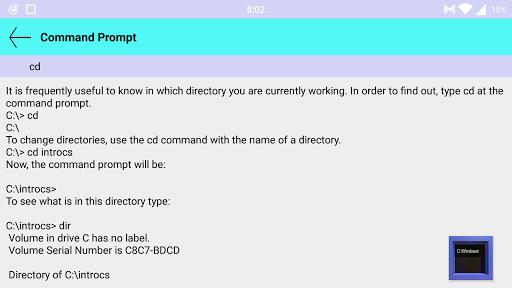 Command Prompt  Screenshots 7