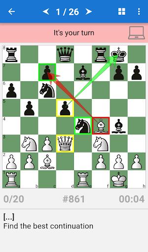 Chess Middlegame II screenshots 1