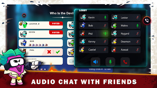 Devil Amongst Us Social + Hide & Seek + Voice 1.06.0 screenshots 12