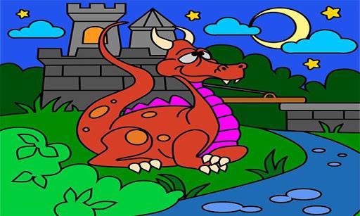 Drawing for Kids - Dragon 1.0.20 screenshots 4