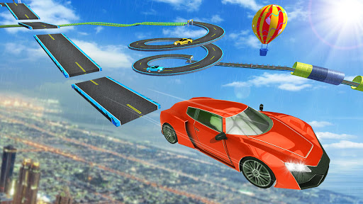 Car Games 3D 2021: Car Stunt and Racing Games apklade screenshots 2