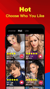 RealU Lite -video to live! MOD APK (Premium) 4