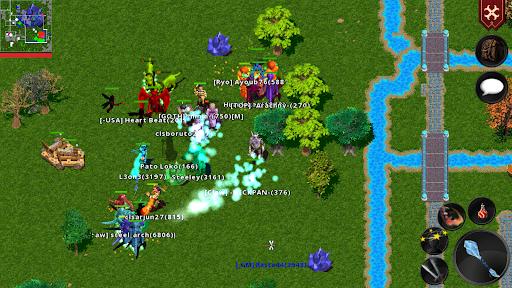Forgotten Tales MMORPG Online 8.11.2 screenshots 5