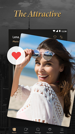 luxy pro- elite dating single screenshot 1
