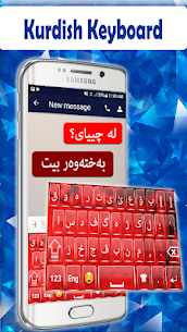 Kurdish keyboard 2020 : Themes Keyboard 1.6 Mod APK Updated Android 3
