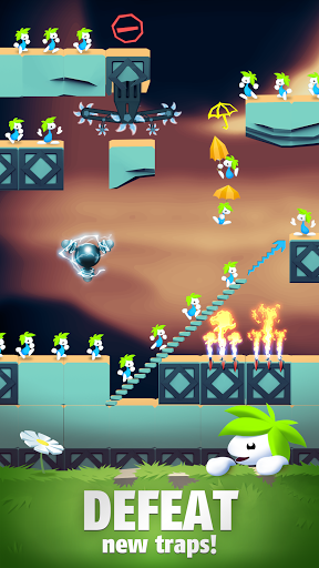 Lemmings - Puzzle Adventure screenshots 7