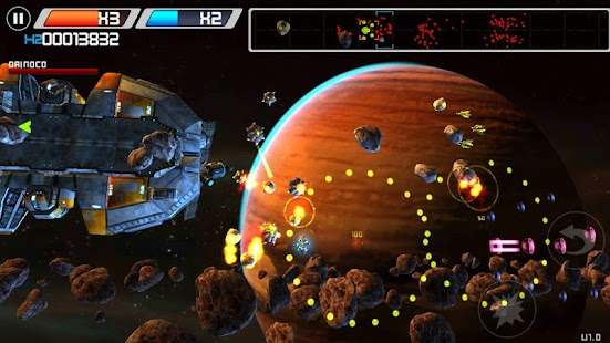 Syder Arcade HD Screenshot