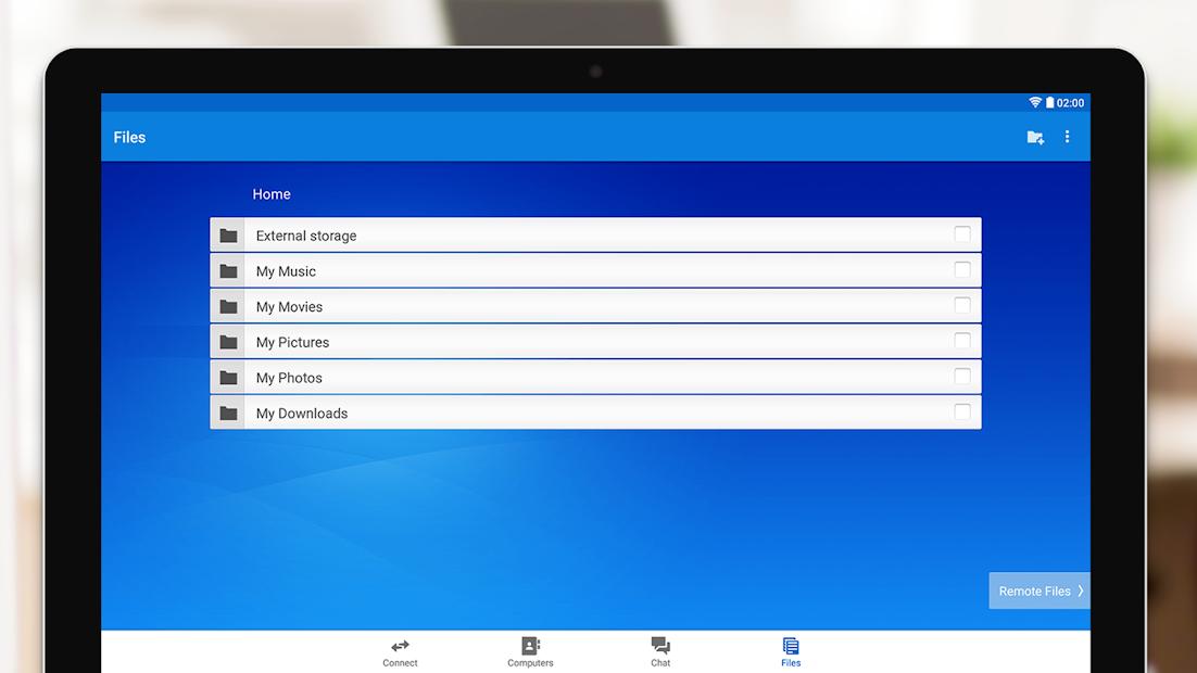 TeamViewer for Remote Control screenshot 17
