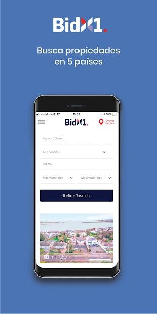 Imágen 4 de BidX1 Mobile para android