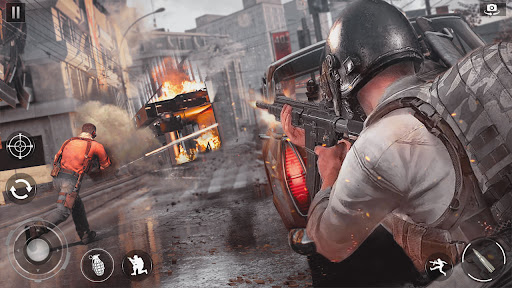 Army Commando Secret Mission - Free Shooting Games  screenshots 11