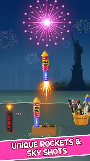 Diwali Firecrackers Simulator- Diwali Games  screenshots 7