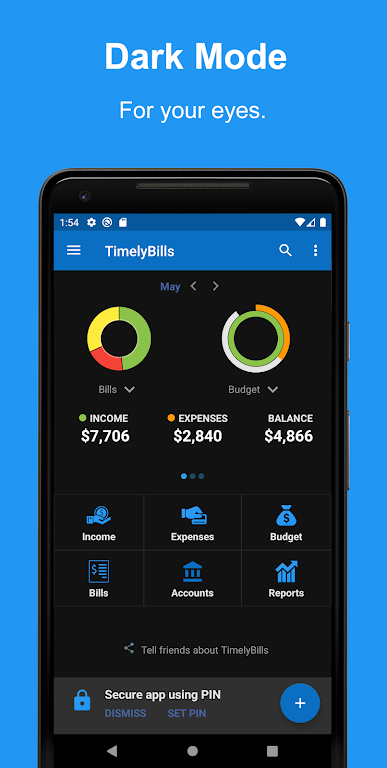 Money Manager App, Budget, Expense tracker & Bills  poster 5