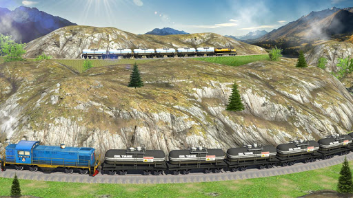 Oil Tanker Train Simulator 1.6 screenshots 2