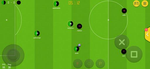 MamoBall - 4v4 Online Soccer - NO BOTS!! apktram screenshots 3
