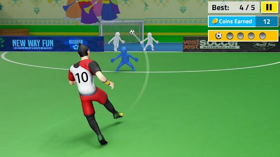 Indoor Soccer Games: Play Football Superstar Match 103 Screenshots 4