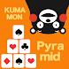 ピラミッド くまモンバージョン(無料トランプソリティア) - Androidアプリ