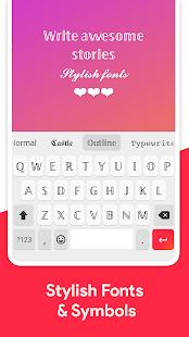 Fonts Type u2013 Fonts Keyboard 2.5.210824 Screenshots 2