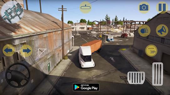 American Truck Simulator   US Truck Simulator 2021 Apk Download New 2021 5