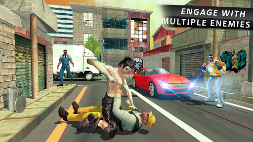 Kung fu street fighting game 2020- street fight 1.13 screenshots 2