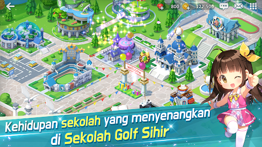 Birdie Crush: Fantasy Golf