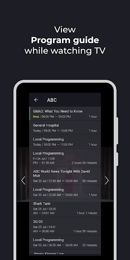 Televizo - IPTV player  Screenshots 6