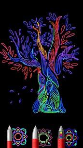 Doodle Master – Glow Art 4