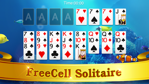 FreeCell Solitaire  screenshots 5