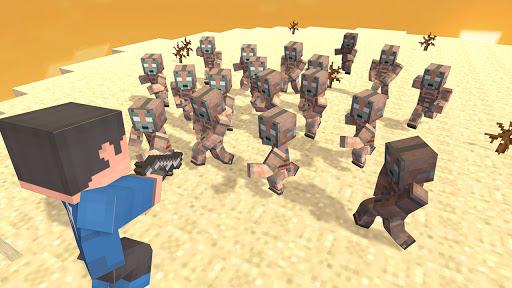 Craftsman Survival - Smash 'em all android2mod screenshots 8