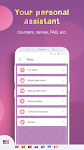 screenshot of AMMA Pregnancy Tracker & Baby Due Date Calculator