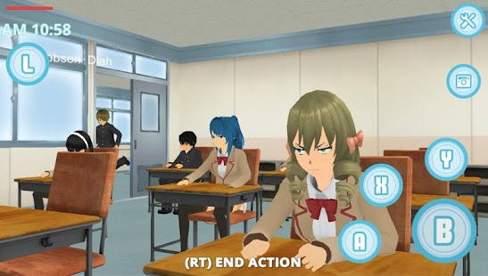 School Life Simulator Screenshot