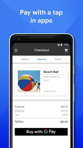 Google Pay (old app)  screenshots 2