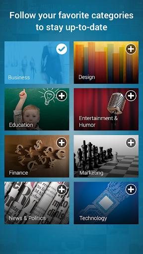 SlideShare  Screenshots 3