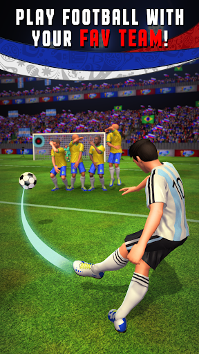 Soccer Games 2019 Multiplayer PvP Football  screenshots 1