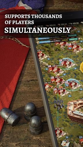 War and Peace: The #1 Civil War Strategy Game  screenshots 5