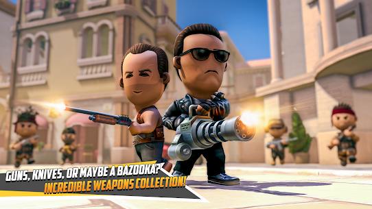 Trooper Shooter: Critical Assault FPS 2.5.1 MOD APK [UNLIMITED PRIZES] 2