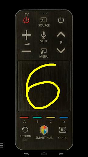 Foto do TV (Samsung) Smart Remote (w touchpad & keyboard)