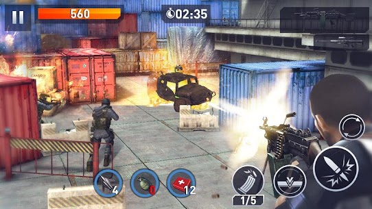 Elite Killer: SWAT MOD APK 1.5.3 1