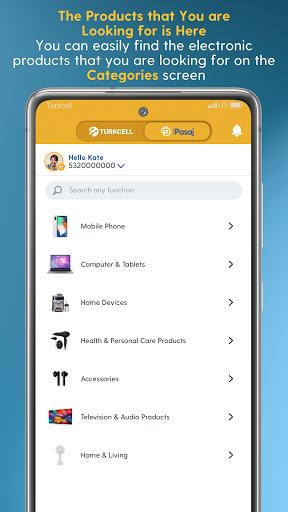 Turkcell Digital Operator - Transaction & Shopping android2mod screenshots 5