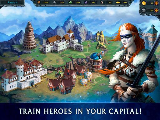 Heroes of War Magicuff0dTurn Based RPG & Strategy game 1.5.2 screenshots 10