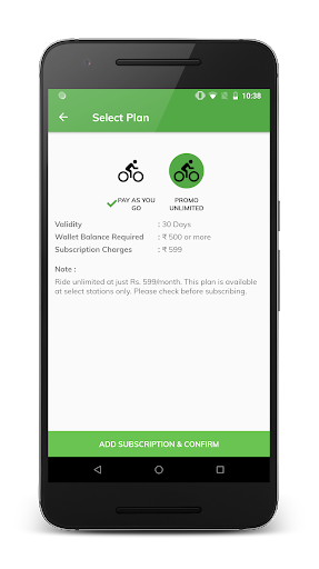 MYBYK | Bicycle Rental & Sharing android2mod screenshots 5