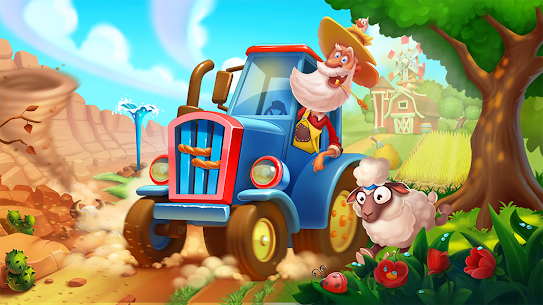 Mingle Farm – Merge and Match Game Apk Mod + OBB/Data for Android. 6