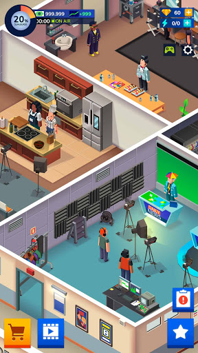 TV Empire Tycoon - Idle Management Game 0.9.52 screenshots 5