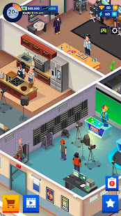 TV EmpireTycoon-アイドル管理ゲーム