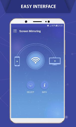 Screen Mirroring, Cast To TV - Castto 2.4.6 screenshots 1