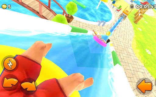 Uphill Rush Water Park Racing 4.3.82 screenshots 7