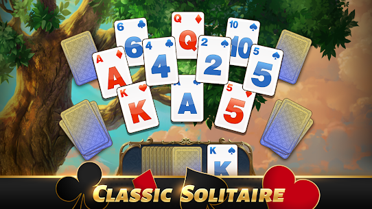 Emerland Solitaire 2 Card Game 1