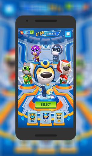 Guide for Talking Tom Hero Dash Game 1.0 Screenshots 3
