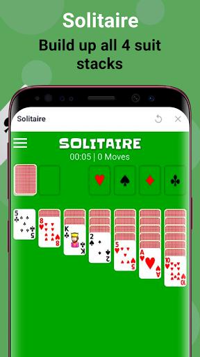 Solitaire, Sudoku & Chess apklade screenshots 2